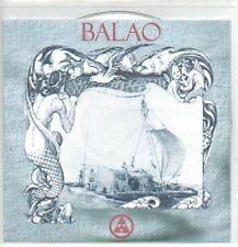 (444J) Balao, My Only Face - DJ CD