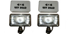 Mitsubishi SUV 4X4 Chrome Stainless Steel Spot lamps fog Lamp A Bar Roll Bar
