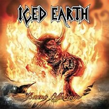 Iced Earth - Burnt Offerings [Reissue] [Remaster] (CD, Oct-2002, Century Media
