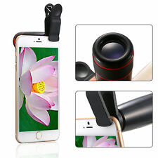 Universal 12X Zoom Phone Telephoto Camera Lens With Clip - AU STOCK