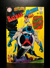 COMICS: DC: Brave and the Bold #77 (1968), 1st Cannoneer - RARE (batman/atom)