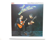 "DOUBLE LP RCA Red Seal Julian BREAM / John WILLIAMS  "" LIVE """