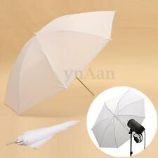 40'' Photo Studio White Translucent Flash Light Diffuser Video Soft Umbrella