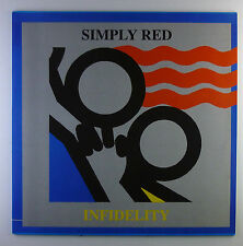 """12"""" Maxi - Simply Red - Infidelity - L5792h - washed & cleaned"""
