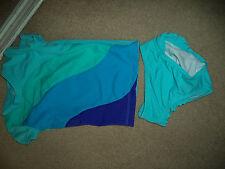 Gymboree Girl's Turquoise Tankini Bathing Suit 5T - NWT