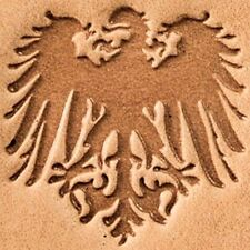 3D PHOENIX CREST STAMP 8663-00 Tandy Leather Stamping Tool Heraldry Stamps Tools