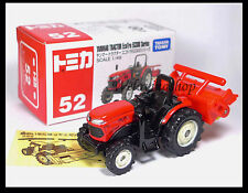 TOMICA #52 YANMAR TRACTOR EcoTra EG300 Series TOMY NEW 1/49 DIECAST CAR