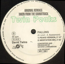 D. TWINS - Falling - Original Remixes Taken From The Soundtrack Twin Peaks