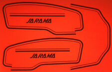 LAVERDA JARAMA DECAL SET