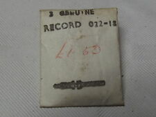 RECORD 022-18 Winding Stem x1 Part #401 RONDA 177 New Old Stock - FREE UK POST