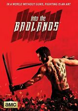 INTO THE BADLANDS: THE COMPLETE FIRST SEASON 1 DVD - AMC