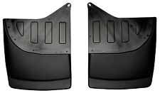 2001-2007 Silverado/Sierra 3500 Dually Husky Liners Custom Rear Mud Guard Flaps