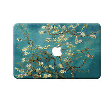 Painted Skin Cover Hard Case for Macbook Air 13.3 13inch A1369/A1466+FREE(KB+SP)