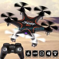 Drone Contorl H18 2.4G 4CH 6-Axis Gyro For 3D Rolling Headless Mode RC Copter #A