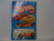 Hot Wheels ORANGE LAND LORD CAR # 3260 UNPUNCHED CARD 1981