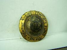 Fighting Forces Comforts Fund South Australia tin helmet  554