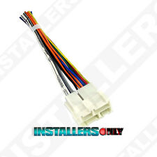 AFTERMARKET CAR STEREO/RADIO WIRING HARNESS, GMC 1858 WIRE ADAPTER/PLUG