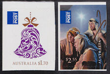 2013 Christmas - (International Postage Rates) Booklet Stamps