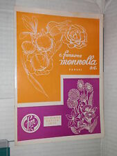 SEMENTI ELETTE PER ORTAGGI E FIORI BULBI E RIZOMI Edizione estiva 1970 Mennella