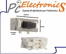 Pulsante Tasto Switch ON/OFF Volume per Tablet Inno Hit 7x3,5mm * NUOVO E FATTUR