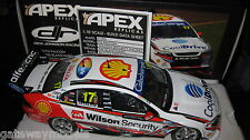 1/18 APEX FORD FG FALCON #17 DJR TIM BLANCHARD 2013 V8 SUPERCAR SKY CITY LTD ED