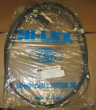 PARKING BRAKE CABLE, Rear Right -fits 87-89 Dodge Mitsubishi -TSK Hi-Lex 4VB0559