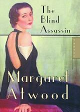 The Blind Assassin by Margaret Atwood (2000, Hardcover)