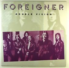 """12"""" LP - Foreigner - Double Vision - A4555 - washed & cleaned"""