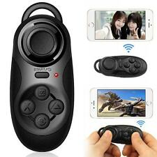 Wireless Bluetooth Selfie Remote Controller Shutter Gamepad For IOS Android #AMT