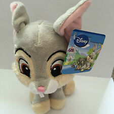 "DISNEY POSH PAWS THUMPER BUNNY RABBIT BEANIE SOFT TOY PLUSH TEDDY 8"" NEW"