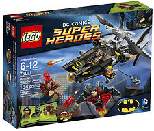 LEGO ~ BATMAN: MAN-BAT ATTACK SET ~ DC Superheroes 76011