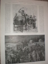 The Chinese on teh Siberian Frontier China 1900 old prints and article