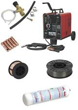 Sealey Professional Mightymig 150 150AMP Welding Gas - No Gas Mig Welder 230v