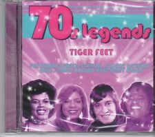 (FD783) 70s Legends, Tiger Feet, 16 tracks various artists - 2005 sealed CD