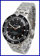 AMPHIBIA 200m VOSTOK AUTOMATIC MECHANICAL WATCH !NEW! 12c Es