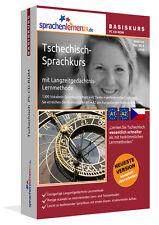 TSCHECHISCH-Basis-Sprachkurs CD plus Smartphone-Version - ERFOLGREICH lernen!