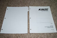 Kinze Manufacturing Electrical Took Kit Service Guide G1K242 IS356 Revised 3/06