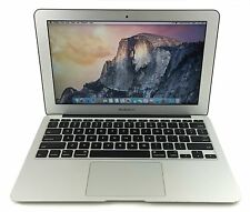"Apple MacBook Air Core i5 1.7GHz 4GB RAM 64GB SSD 11.6"" MD223LL/A"