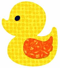 Sizzix Bigz Rubber Ducky #2 die #661275 Retail $19.99 Cuts Fabric!