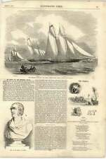 1855 CANNONI Thames effimera Wildfire SQUALO DR croly Mansion House