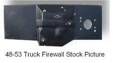 1937 1940 International Truck D-2 Firewall Pad