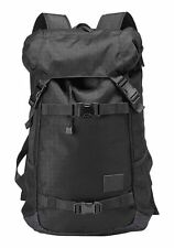 NIXON Landlock Backpack SE Black/Black Wash  |  Rucksack