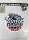 2015 NHL WINTER CLASSIC CHICAGO BLACKHAWKS HOCKEY JERSEY OFFICIAL PATCH EMBLEM