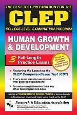 CLEP Human Growth & Development (REA)-The Best Test Prep for the CLEP Exam (CLEP