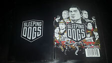 Sleeping dogs futureshop exclusive vide case G1 brillant steelbook neuf, non scellé