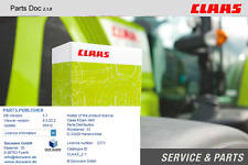 CLAAS PARTS DOC 2.1 PARTS CATALOG