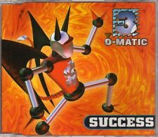 3-O-Matic - Success - CDM - 1990 - Eurodance Eurohouse