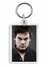 Michael C. Hall (Dexter) Keyring / Bag Tag *Great Gift*