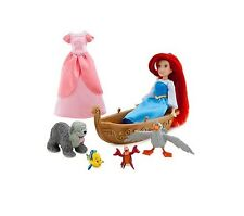 Disney Princess Exclusive Ariel Mini Princess Doll Playset