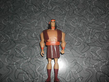 "JUSTICE LEAGUE APACHE CHIEF 4.5"" figure mattel #2 RARE"